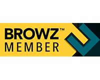 Browz Member logo
