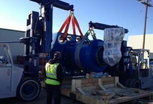 Equipment rigging