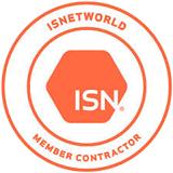 ISNetworld Member Contractor logo