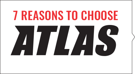 7 reasons to choose Atlas