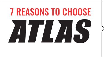 7 reasons to choose Atlas